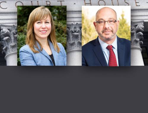 Congratulations to our Partners Charissa Liller and Jordan Yeager for winning seats on the Bench of the Bucks County Court of Common Pleas